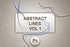 b-abstract lines vol1