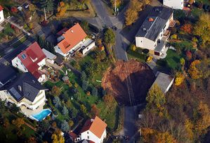 sinkhole germany