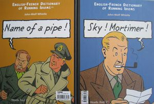 Name of a pipe! Sky! Mortimer!