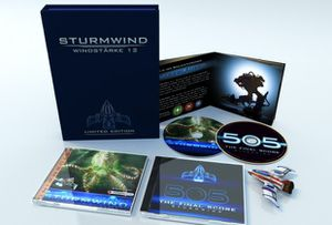 Sturmwind Dreamcast Limited Edition 01