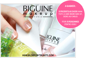 CONCOURS BUGUINE MAKE UP