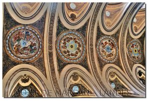plafond DE LA MADELEINE
