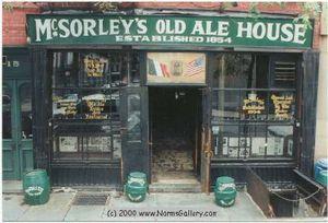 1305589-McSorleys Ale House-New York City