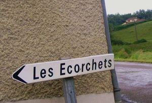 Les Ecorchets leger