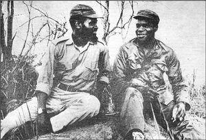 samora machel and mondlane