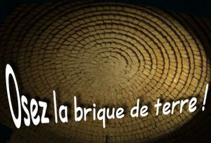 Osez la brique de terre 1