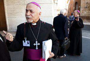 casmoussa archevêque de Mossoul