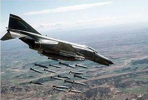 bombardement force aérienne de l'État français en Libye