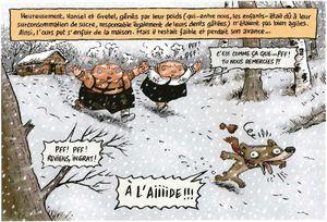 Emile Bravo La Faim des ours nains 1