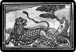 Quelqu'un aurait-il jamais cru Qu'un Lion d'un rat eût affaire ?
