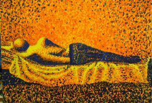 Croquis-Ombre-Lumière-Couleur-Peinture-Atelier de Flo 28