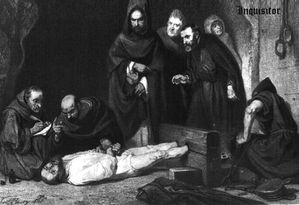 interrogatoire de l'inquisition