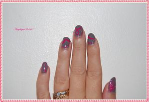 faint of heart nails papillons+na oct rose (24) bis