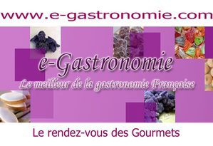Logo - E-gastronomie