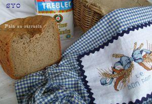 pain au sarrazin