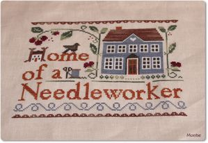 Home of needlework