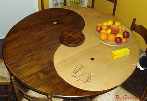 Table ying et yang 2