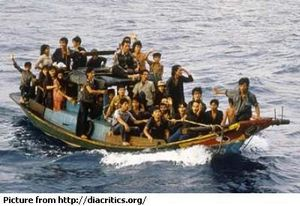 vietnamese-boat-people