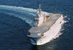 BPC Mistral photo Marine Nationale