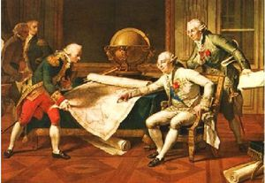 Laprouse et Louis XVI