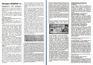 Georges Abdallah 4 pages Septembre 2013