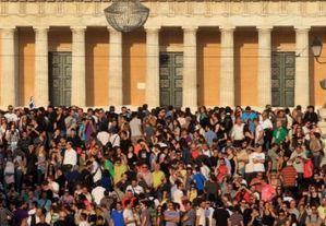 syntagma mai 2011