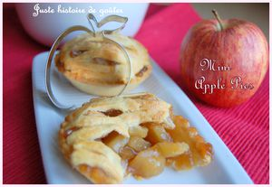 mini applepies