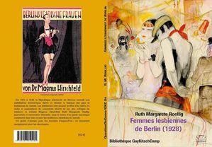 FEMMES LESBIENNES DE BERLIN RUTH MARGARETE ROELLIG