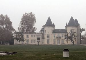 Chateau Thouars Talence (France, 33)