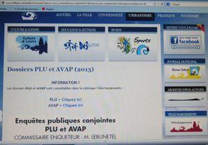 s116r Page pour télécharger PLU-AVAP