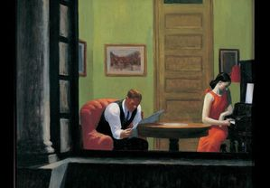 hopper Room in New York 1932