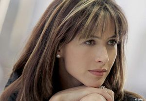 maquillage yeux sophie marceau