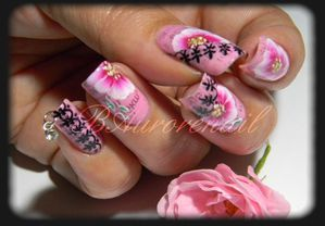 nail-art-rose-one-stroke-effet-journal-et-stamping-copie-4.jpg