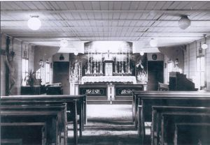 09 Eglise baraque 1946