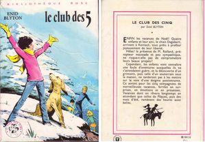 Club des cinq