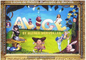 Affiche Alice et autres merveilles