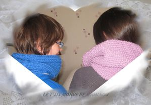 snood coeur titou yuna