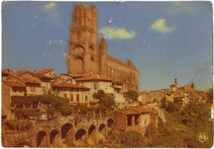 Albi-ville-art-Jean-Adrien-Arzillier-From-Point-to-Point-St