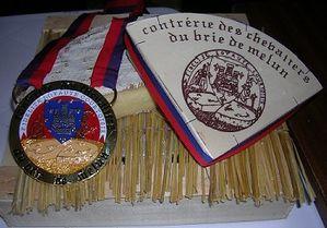 Medaille Melun