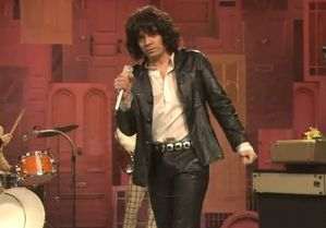 Jimmy Fallon en Jim Morrison