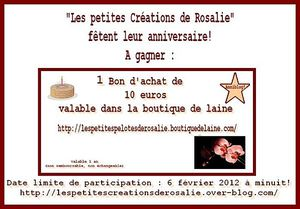 Rosalie tricot