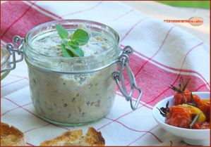 un bocal de rillettes