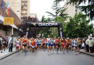 Trofeo Kalat (14^ ed.). A Caltanissetta, si è celebrata,come ogni anno, una grande festa del podismo