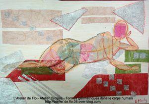 Dessin-Formes géométriques-Croquis-Atelier de Flo 37
