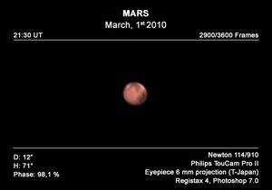 Marte 01.03.10