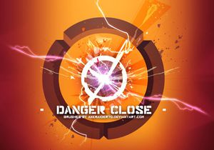 b-danger close