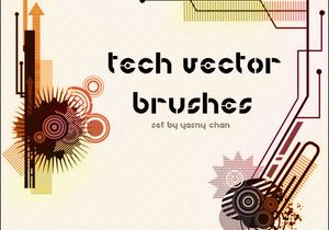 b-tech vector brushes