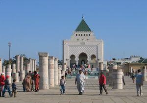 mausole-mohamed- 5-rabat-maroc