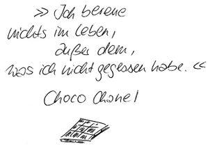 Choco Chanel