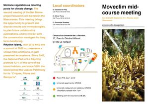 Moveclim mid course flyer